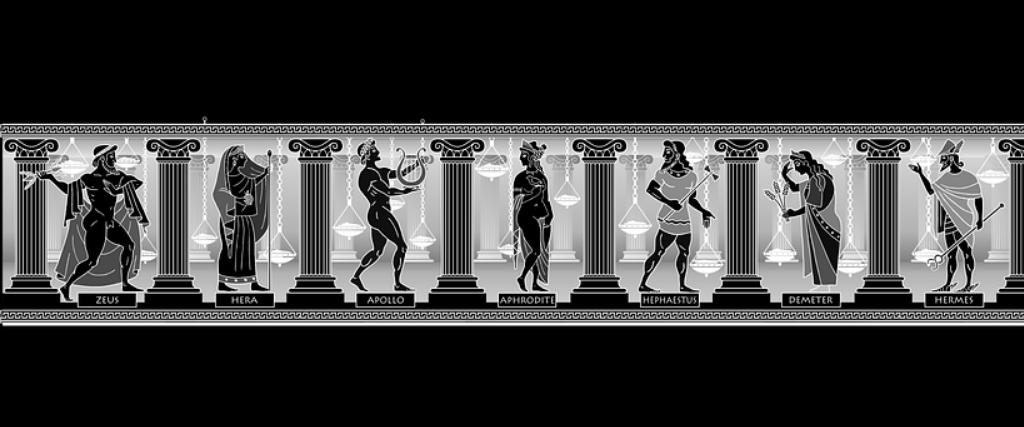 Quiz quel dieu grec es-tu